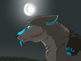 Shivers in the moonlit night by CenturiesForGlory