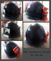 TF2 Soldiers Stash Finished hat by kovah