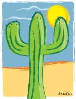 Cactus by shane613