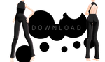 [MMD] Palazzo+ Dl by kitten-S