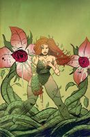 Poison Ivy by TylerChampion