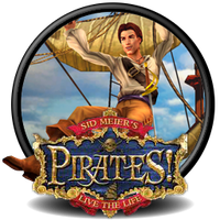 Sid Meiers Pirates Game Icon by danilote1234