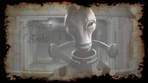 Mordin Solus Wallpaper by Kanagosa
