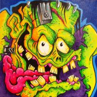 Fink Four by ChadFullerton