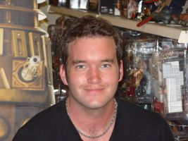 Gareth David Lloyd by snow-white-king