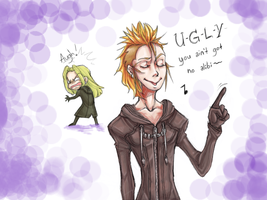 Vexen Song - U.G.L.Y. by Yosh9