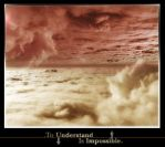 To Understand Is Impossible by oceanreaction