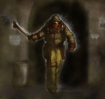 vagrant by Myhate