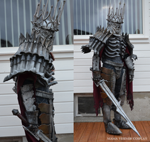 Witcher King of the Hunt Cosplay by Nati13321