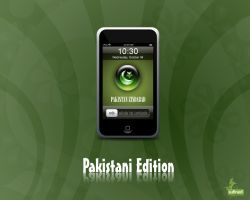 Ipod Touch Pakistan Edition by sufined