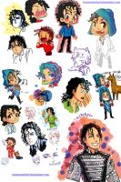 ~mj doodles~ by inemasterkart