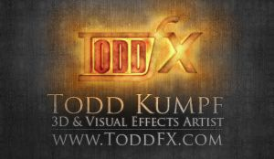 ToddFX Promotional Magnet by todd587