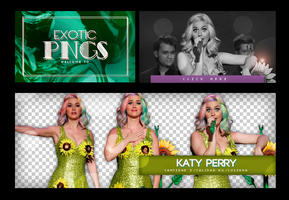 Pack Png 739 // Katy Perry by ExoticPngs