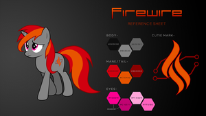 Firewire Reference Sheet by Vexx3