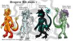 Dragorne Elemental Bid adoptables CLOSED by Carlie-NuclearZombie