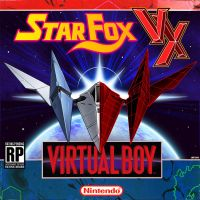 Star Fox VX Cover Art by Kaigetsudo