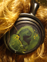 Headphones (Close up) by Feyoka
