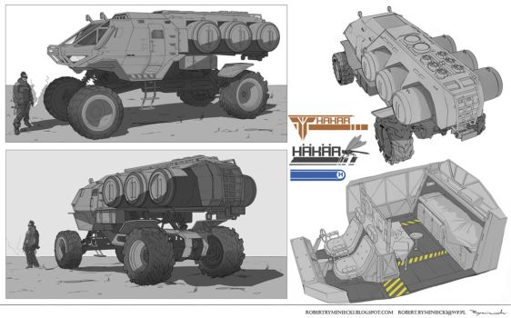 Vehicle Design by rymin07