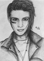 Andy BVB Coffin by KatarinaAutumn