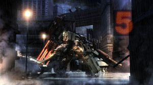 Armored Core 5 Wallpaper by ZybleDryva