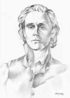 Thomas Sharpe / Crimson Peak by Aloesowa