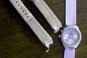 Watch Band by BenaeQuee