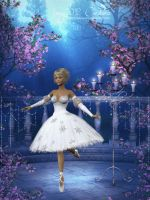 My Dancing Ballerina - Animation by Jassy2012