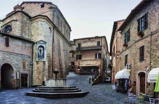 Panicale by BelPaolo