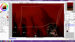 VLV: Radioactive WIP Assignment by DisneyPuff