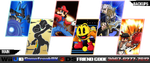 Super Smash Bros. 3DS/Wii U Mains and Backups by GamefreakDX
