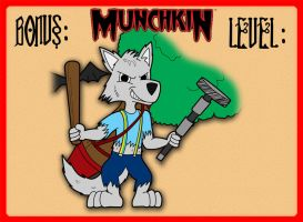 personal counter for Munchkin by WhiteRoo