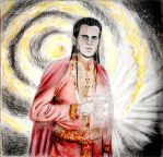 Feanor and the Silmaril by BeatrixBonnie