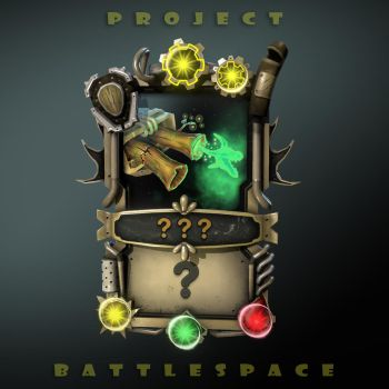 Playing Card - Project Battlespace def by Iggy-design