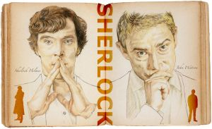 Sherlock and John4 by 403shiomi