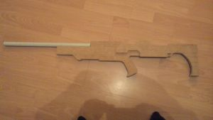 Absolution Sniper Rifle by sMadman