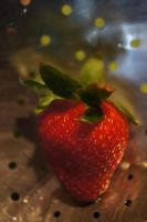 Strawberry Stock 6 by terrestri-stockz