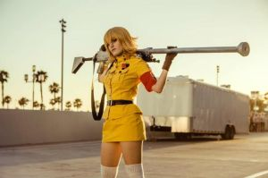 Seras Victoria by Digital--Love