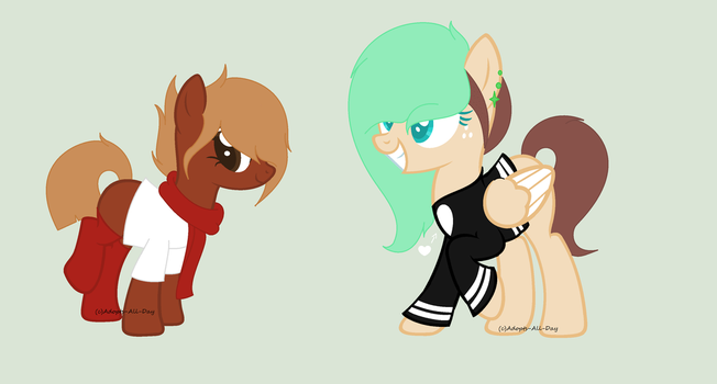MLP Brofist Gachas 1~ by Adopts-All-Day