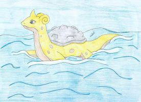 Request-GoldenLapras by violetemo16