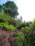 Royal Pavilion park, Brighton by guussss