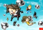 FFVIII COMPRESSION TIME by Witchking00