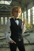 Shizuo by Prince-Lelouch