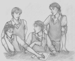 +HP+ . Furry Little Problem by LadyBelial