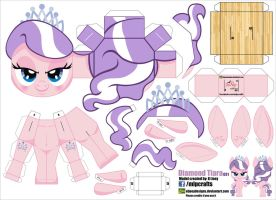 Diamond Tiara (Joinys 031) by ELJOEYDESIGNS
