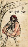 Red Riding Hood Cover by mrinx