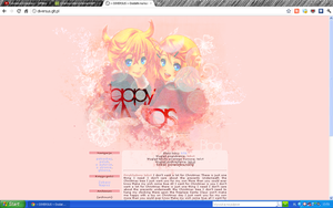 Layout - Merry Xmas by Diversus-site