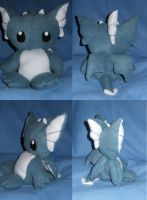 Dragon plush anyone? by PlushPrincess