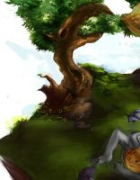 Draw this again treeview by RedPaints