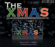 The XMAS - Black Edition by Caffery
