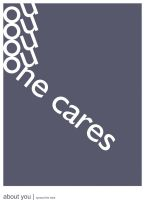 3 - No one cares. by buka69